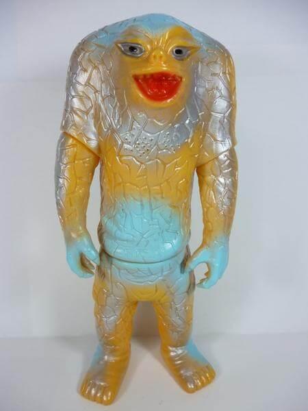 ブルマァク ソフビ  ウルトラ怪獣 ジャミラをお買取しました!(前向き)