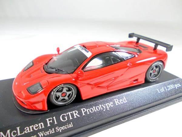PMA 1/43 マクラーレンF1 GTR プロトタイプ 533164381