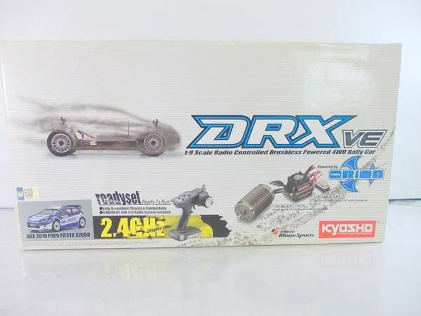 京商 1/9 DRX VE レディセット 2.4GHz 30881