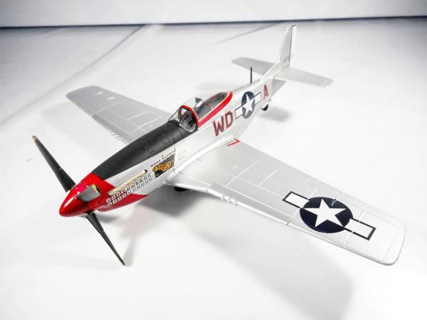 マルシン 1/48 P-51D マスタング リッジランナーⅢ
