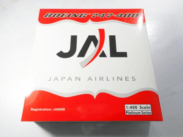 フェニックス 1/400 JAL B747-400 JA8088