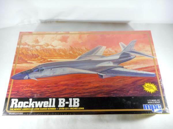 mpc 1/72 ロックウェル B-1B