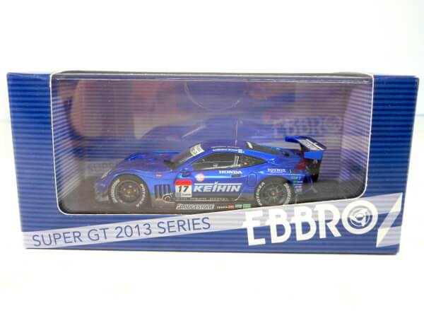 エブロ 1/43 【SUPER GT500 `2013 KEIHIN HSV-010】#44923