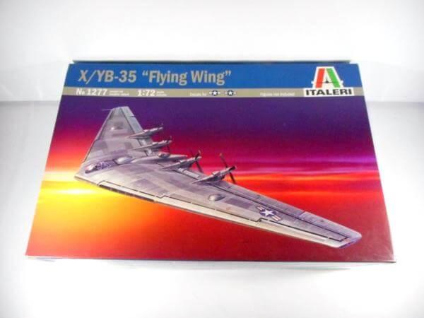 イタレリ 1/72 X/YB-35 フライングウィング #1277