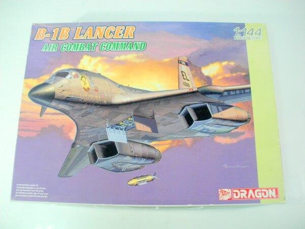 ドラゴン 1/144 【B-1B ランサー】 4587