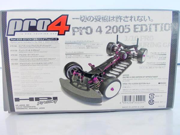 HPI 1/10 PRO4 2005