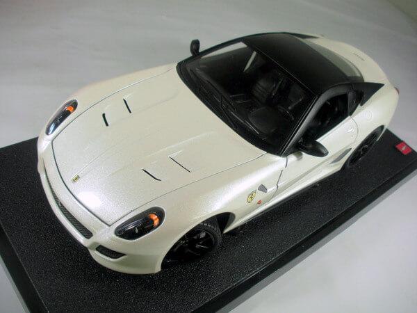 ホットウィール 1/18 【フェラーリ 599 GTO】 W1168