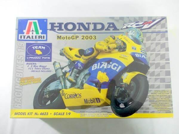 イタレリ 1/9 ホンダ RC211 PONS 2003 4623