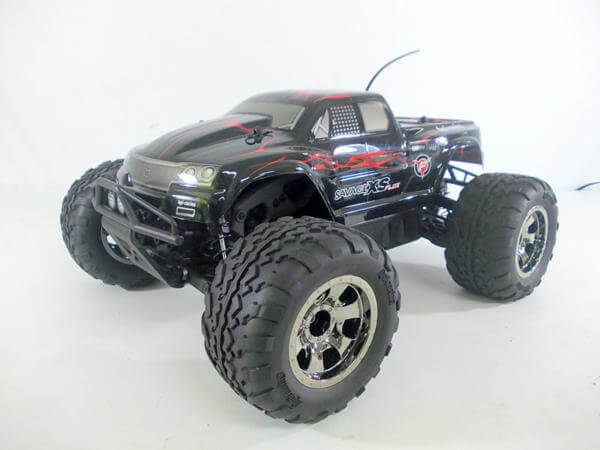 HPI サベージ XS FLUX RTR