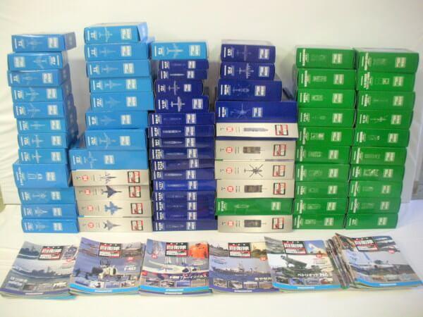自衛隊モデルコレクション陸海空1~70巻コンプ
