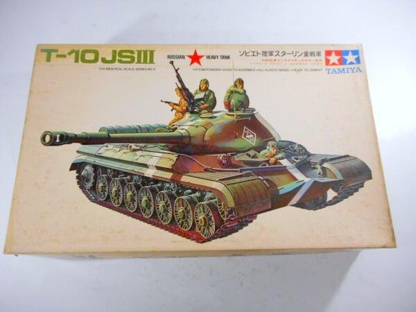 小鹿タミヤ 1/35 ソビエト陸軍 スターリン重戦車 2段変速