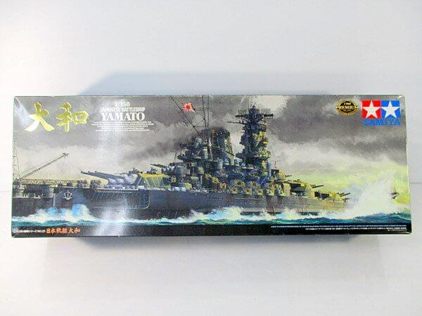 タミヤ 1/350 PREMIUM 【日本戦艦 大和】 78025