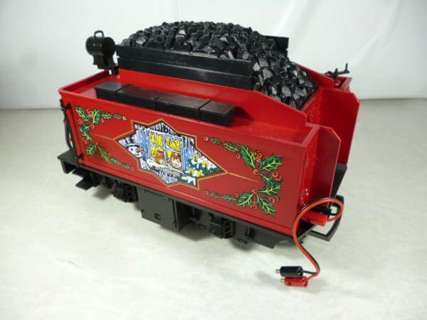LGB 25176 クリスマス動力入りテンダー 模型