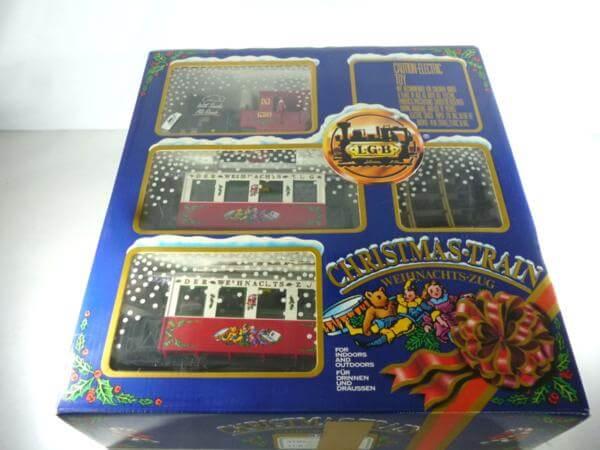 LGB 22540 クリスマストレインセット Gゲージ