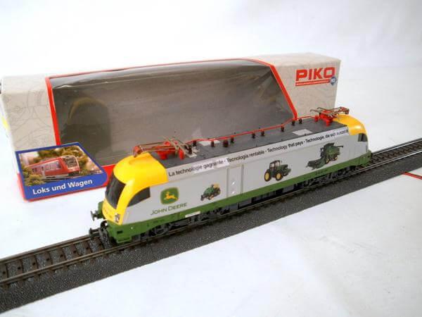 PIKO|ピコ 鉄道模型 買取 Oゲージ、HOゲージ、Nゲージ、Zゲージ、ストラクチャー ドイツ鉄道模型メーカー