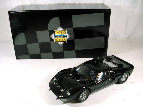 エグゾト/京商【1/18 フォード・GT40 MKⅡ】RLG18040