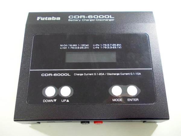 フタバ CDR-6000L 充放電器