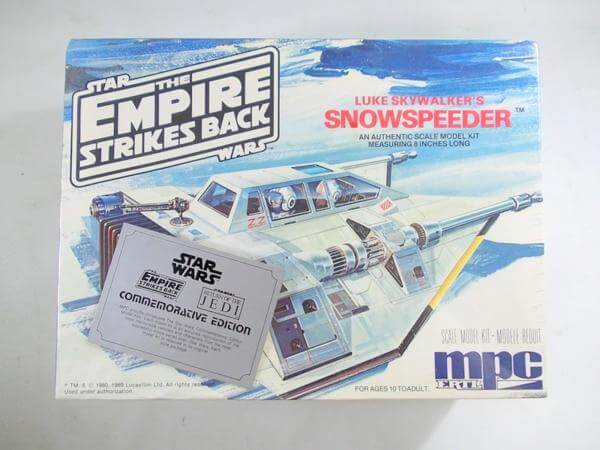 mpc/ERTL スノースピーダー