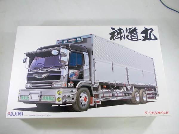フジミ 1/32 トラック 親道丸 011622