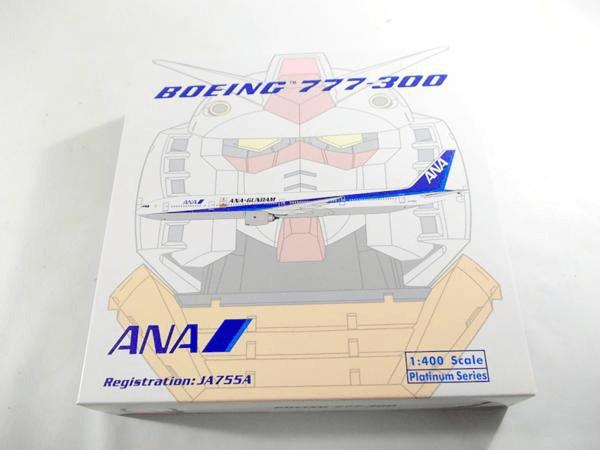 フェニックス 1/400 ANA ボーイング777-300 ANA×GUNDAM