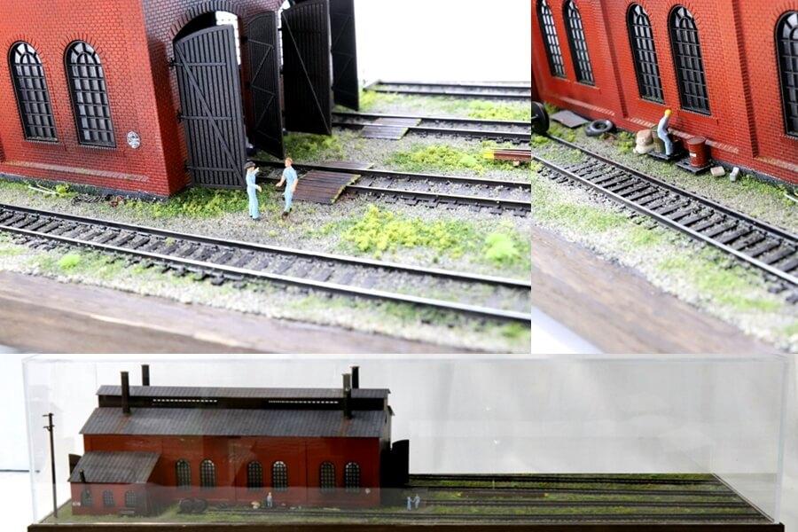 鉄道模型ジオラマの買取特集