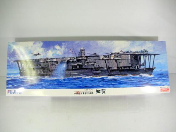 フジミ 1/350【旧日本海軍航空母艦 加賀】600246