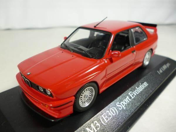 PMA 1/43 BMW M3(E30) スポーツエディション #430020307