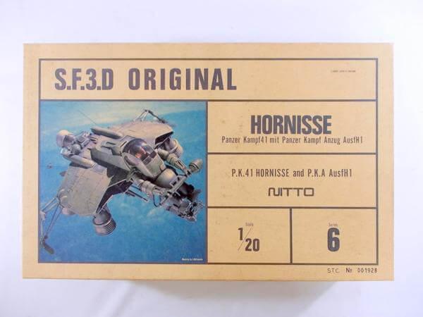 ニットー 1/20 S.F.3.D ホルニッセ