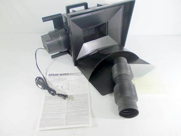 タミヤ スプレーワーク ペインティングブース 74521