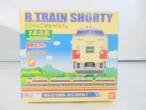 Bトレインショーティ 183系 国鉄特急色 8両セット Nゲージ