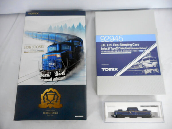 TOMIX 92945 24系25形特急寝台客車 北斗星 JR北海道