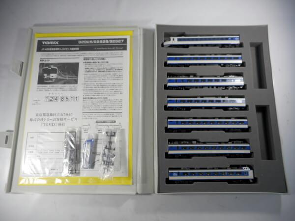 TOMIX 92925 JR 485系特急電車 しらさぎ Y02編成