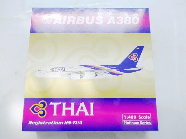 フェニックス 1/400 タイ航空 エアバス A380