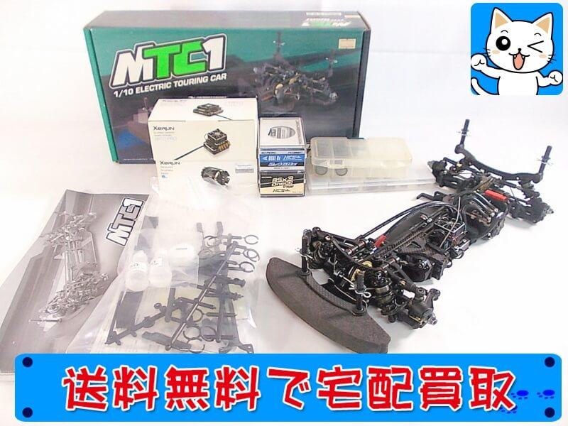 無限精機のR/Cエンジンカー 買取特集 写真は無限MTC1
