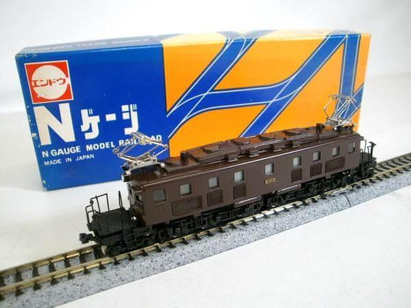 エンドウ Nゲージ 【EF57 直流電気機関車