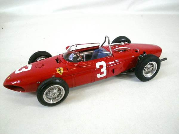 CMC【1/18 フェラーリ ディーノ 156F1 1961