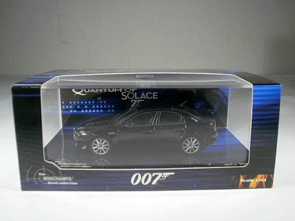 007 ボンド ミニカー 高価買取