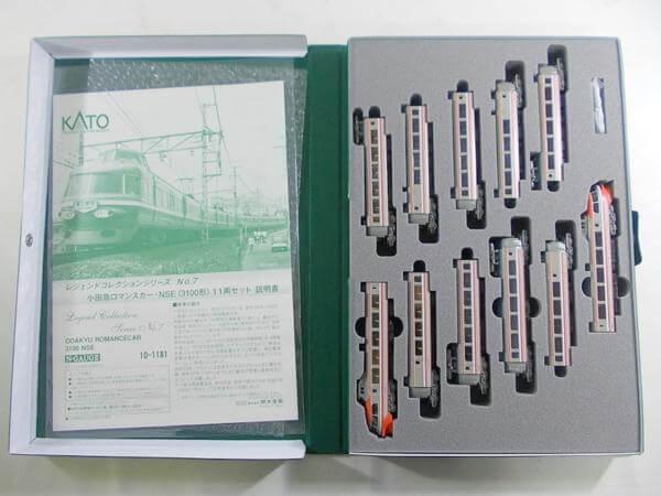 KATO 10-1181 小田急ロマンスカー NSE(3100形)