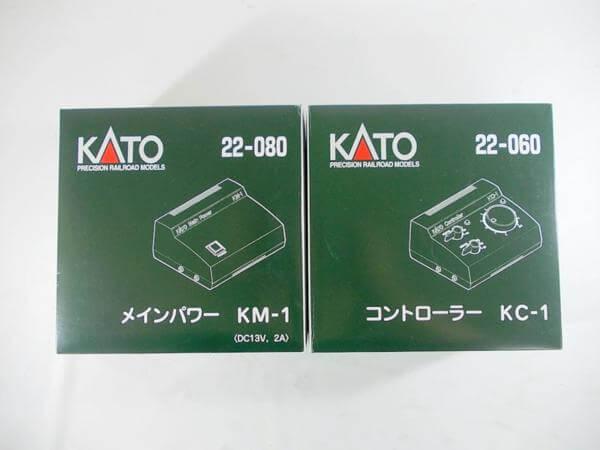 KATO 22-080 メインパワー KM-1・22-060 コントローラー KC-1