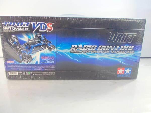 タミヤ 1/10 TB-03 VDS ドリフトシャーシキット 84205