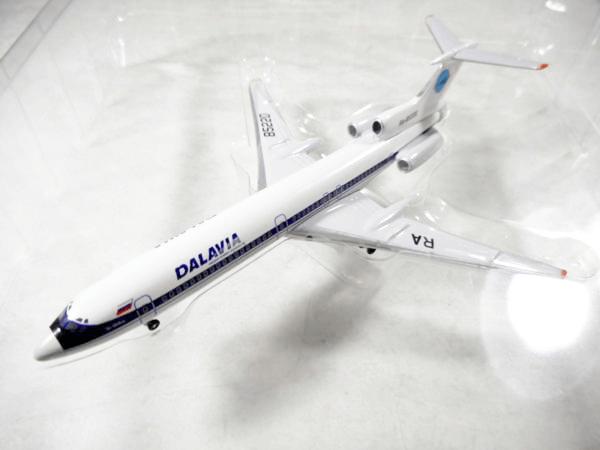 AeroClassics 1/400 DALAVIA TU-154-b2