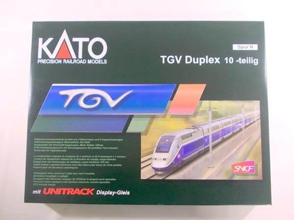 KATO TGV Duplex 10両セット