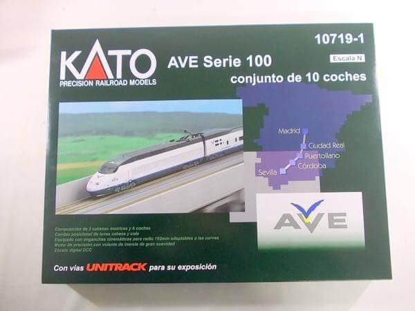 KATO 10719-1 AVE Serie 100 10両