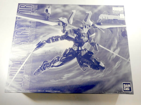 MG 1/100 ガンダムアストレイ ノワール #0186358 限定品