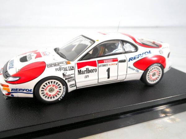 HPI 1/43 【トヨタ セリカ ターボ 4WD `1992 Tour de Corse】#1