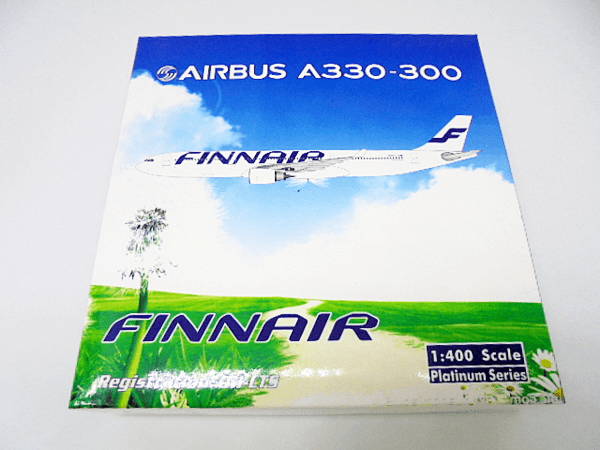 フェニックス 1/400 FINNAIR エアバス A330-300