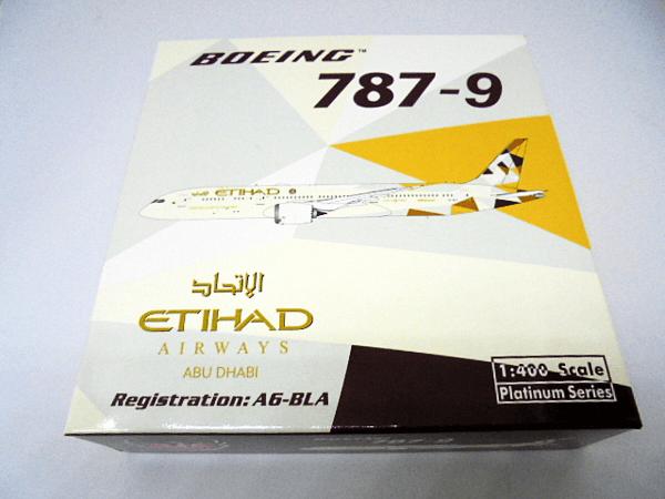 フェニックス 1/400 ETIHAD AIRWAYS B787-9