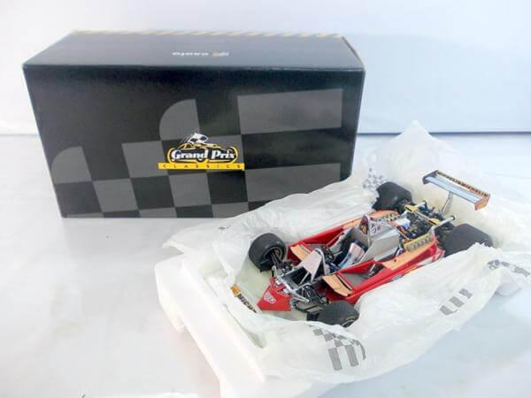 エグゾト 1/18 フェラーリ 312T4 97071