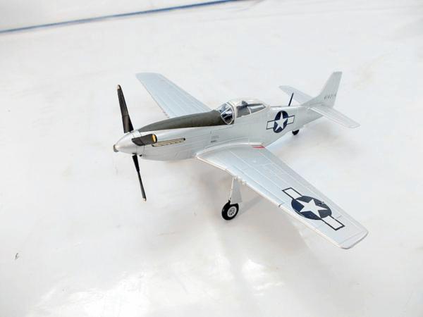 マルシン 1/48 ノースアメリカン P-51D マスタング
