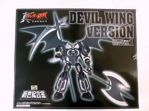 新世紀合金【真ゲッター1 DEVIL WING ver.】82020
